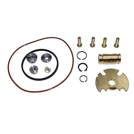 Amazon.com: Turbo Repair Rebuild Rebuilt kit Turbocharger 49177-80410 NEW Fit For BMW E46 320D E39 520D 525i 524td 323ti 1985-2000: Automotive