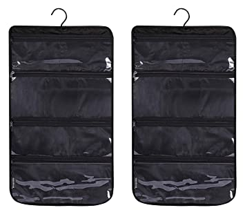 37a7a2acc05d Amazon.com : STORAGE MANIAC 4-Tier Hanging Travel Toiletry Bag ...