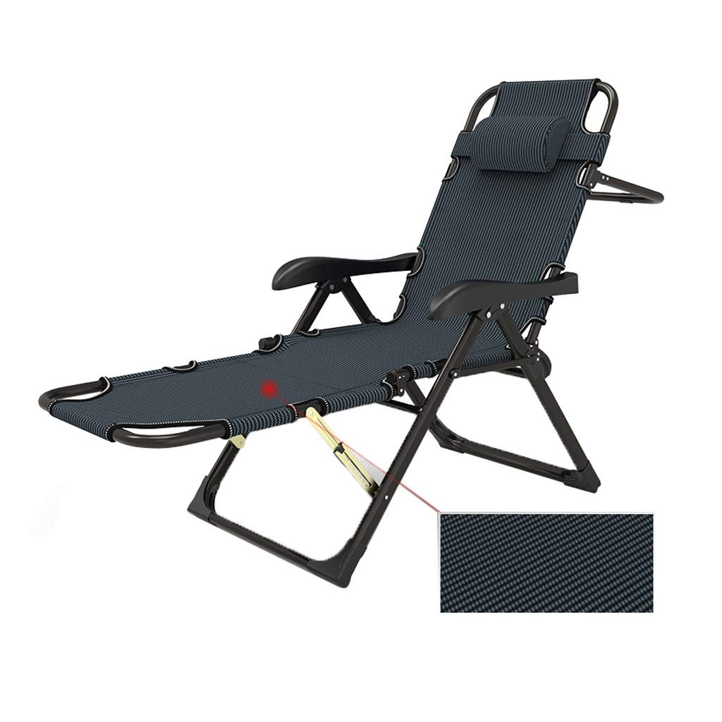 Amazon.com: GY Silla reclinable plegable de gravedad cero ...