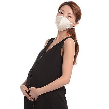 KANJEKANLE mujeres embarazadas anti-bacteria anti-colisión Anti-formaldehído partículas máscara,Material