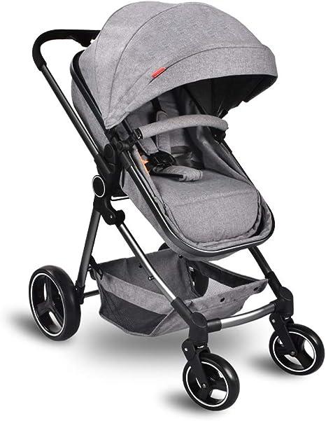 Cozylifeunion Cochecito para bebé, carrito de bebé convertible con ...