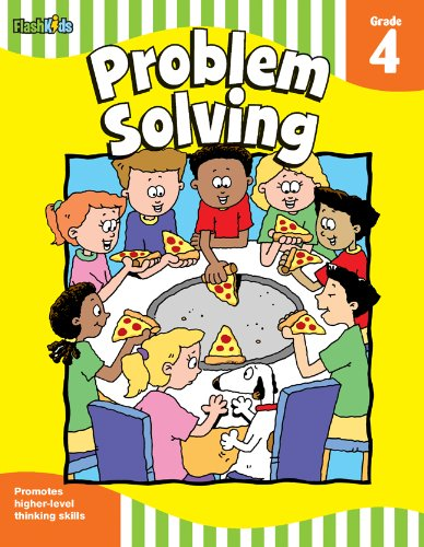 Problem Solving Series - Problem Solving: Grade 4 (Flash Skills)
