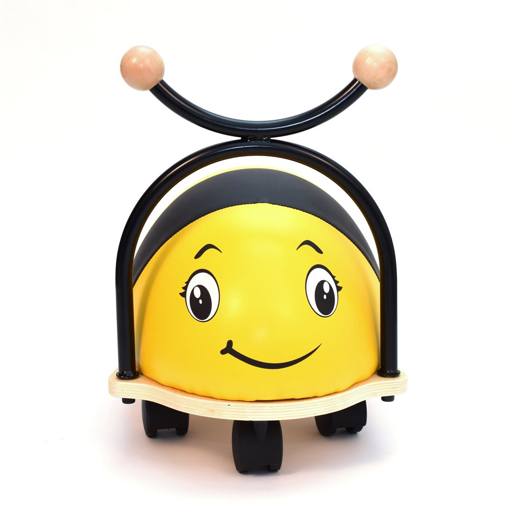 3Style® Roller Buddy - Kids Ride-On Toy - The Perfect Toy To Aid Your Child's Walking Development - Available In Several Designs (Buster The Bumblebee) 3Style Scooters