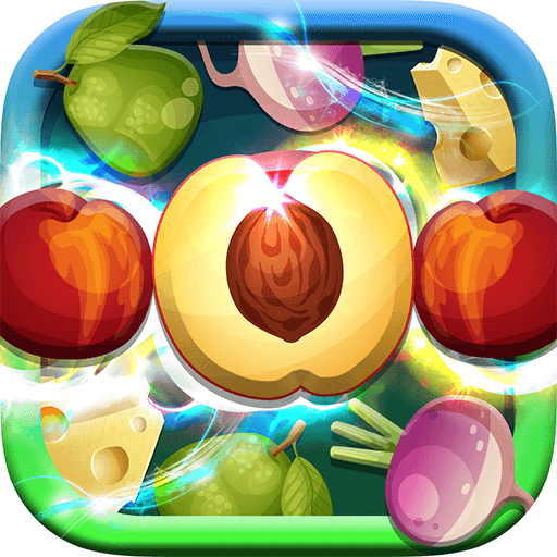 Juicy Jelly Crush Deluxe - Match-3 Candy Fruit's Get Shock Of Angry Toy Free ()