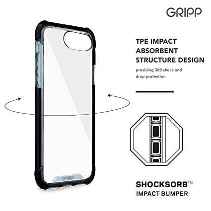 Gripp Monde Case Cover For IPhone 7 Plus Military Grade Amazonin Electronics