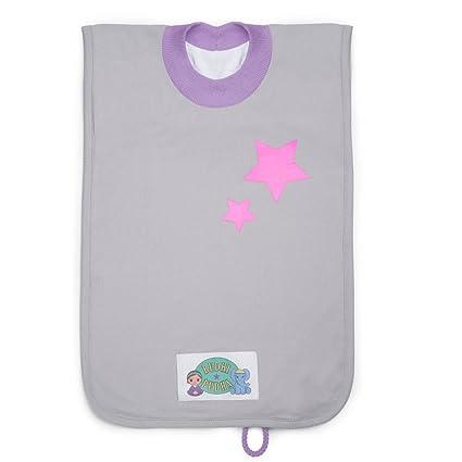 Babero/toalla con cuello elástico para la guardería (de 1 a 4 años)