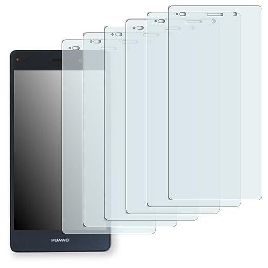 5 opinioni per 6 x Golebo Semi-Matt Pellicola Protettiva per Huawei P8 Lite- (Antiriflesso,