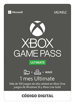 Suscripción Xbox Game Pass Ultimate - 1 Mes | Xbox One/Win ...