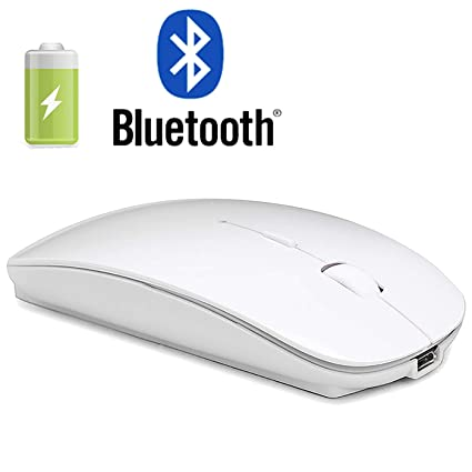 776baff14d9 Image Unavailable. Image not available for. Color: Rechargeable Bluetooth  Mouse Wireless ...