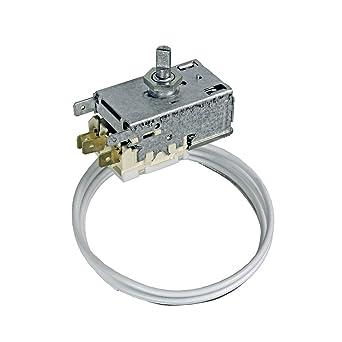 Termostato termostato Refrigerador como Electrolux AEG 226214101 Ranco K57-L5807
