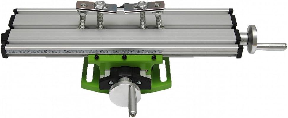 ABEST Mini Multifunktions-Arbeitstischfr/äsmaschine Compoud Bench f/ür Tischbohrmaschine