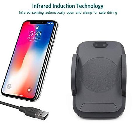 Soporte infrarrojo para automóvil Sensor de infrarrojos ...