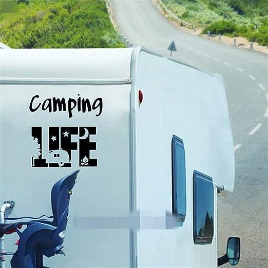 Camper stickers seagulls camping birds decals vinyl trailer decor PÖSSL tabbert