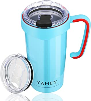 Yahey 20-oz. Stainless Steel Tumbler