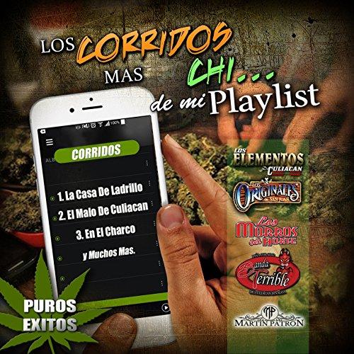 ... Los Corridos Mas Chi...De Mi P..