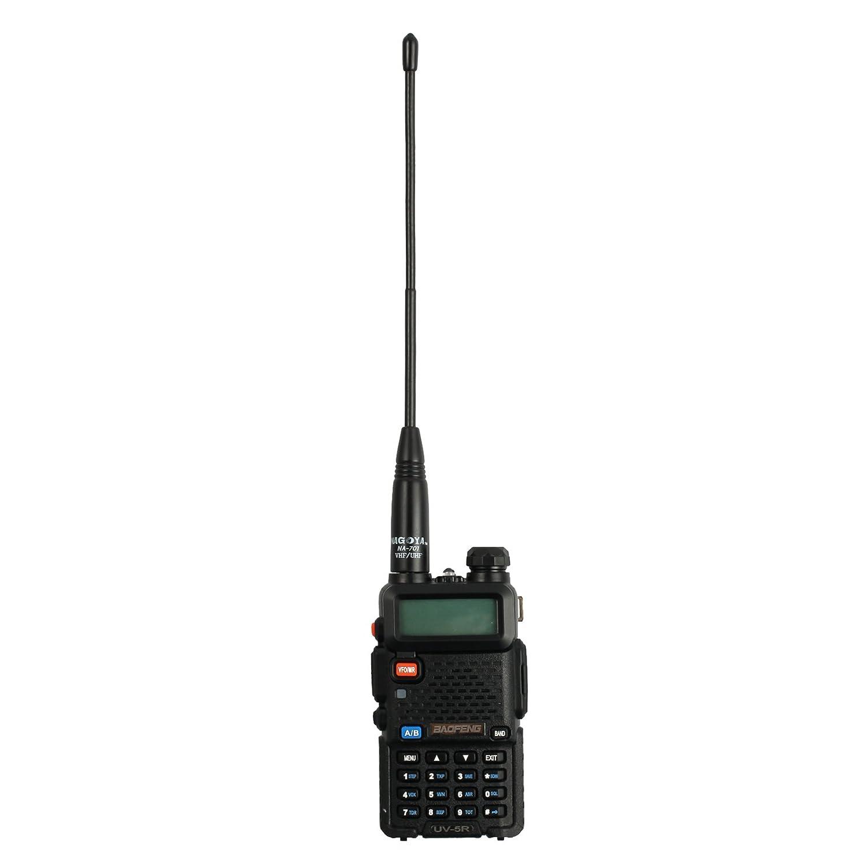 For Baofeng UV-5R NA-701 SMA-F Female Radio Antenna Dual Band 144//430MHz 2.5dB