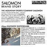 Salomon Launch BOA Str8jkt Snowboard Boots Mens Sz