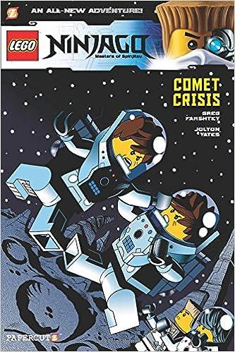 LEGO Ninjago #11: Comet Crisis: Greg Farshtey, Jolyon Yates ...
