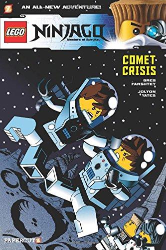 LEGO Ninjago #11: Comet Crisis ebook