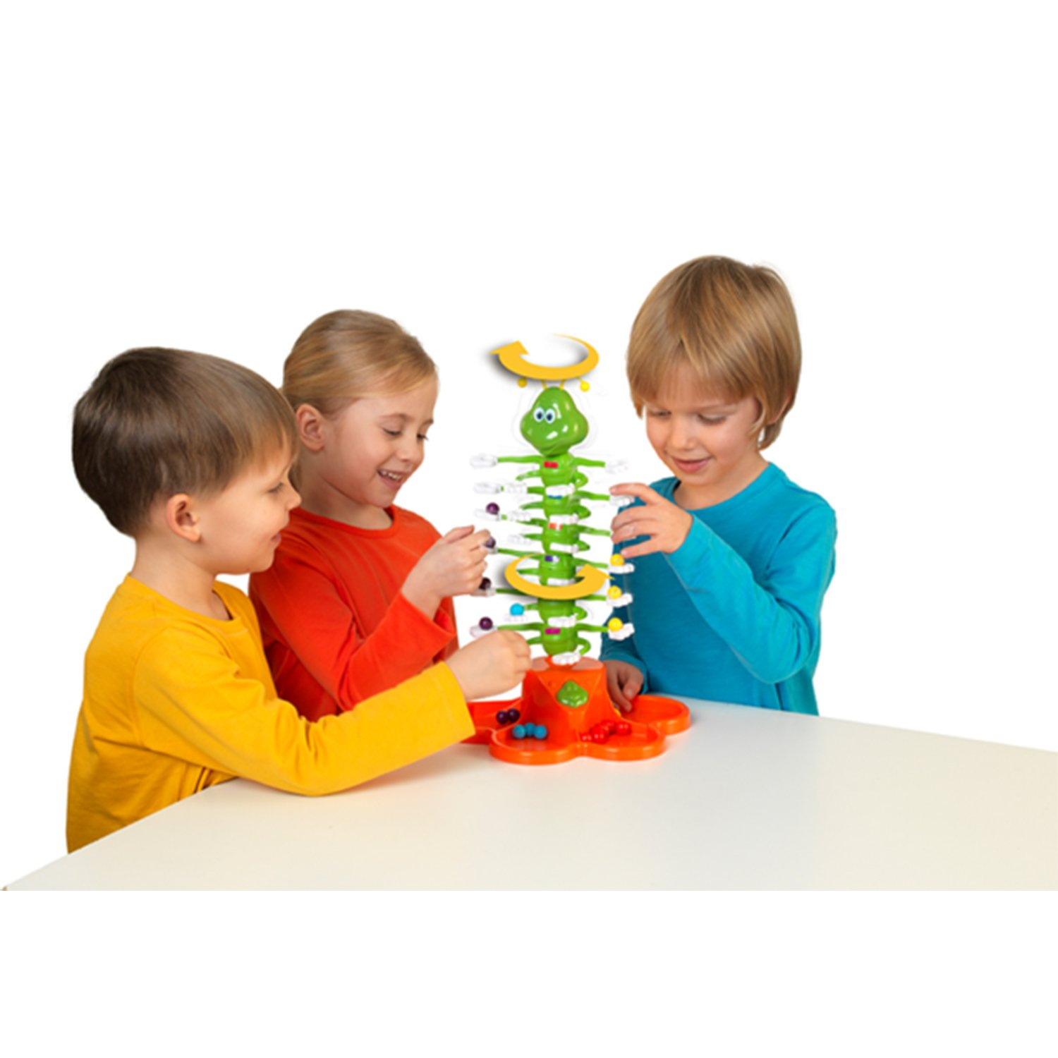 Amazon Giggle Wiggle Game 4 Player Toys & Games