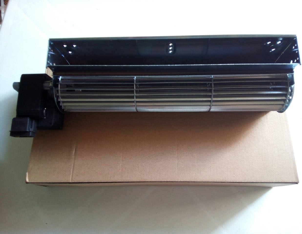 Ventilador tangencial 30 cm motor DX para estufa de la granulación ...