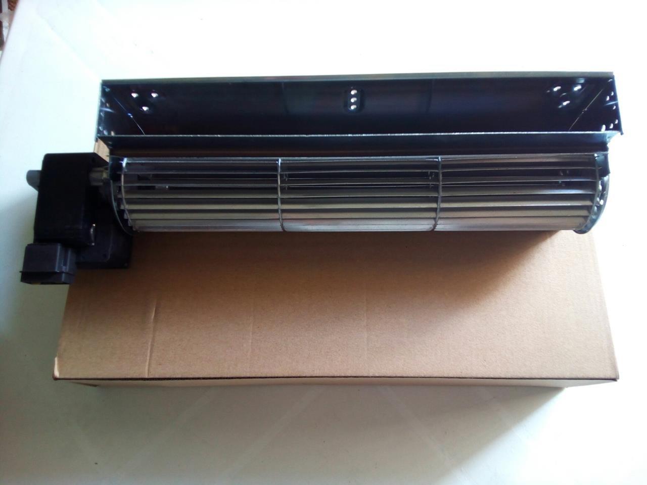 Ventilador tangencial 30 cm motor DX para estufa de la granulación, chimeneas, aparatos, 230 V, 50 Hz: Amazon.es: Hogar
