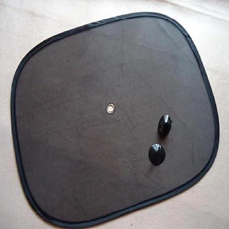 lovelifeast 2/Mesh Auto Seite Sonnenblende Heckscheibe Cover Visier Shield Bildschirm schwarz Fenster Schutzh/ülle Paar Light