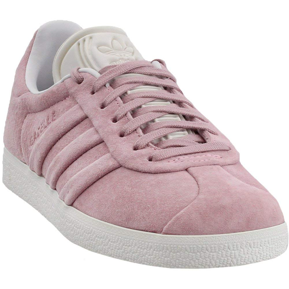 timeless design 47056 bcd04 Amazon.com   adidas Women s Gazelle Stitch and Turn Fashion Sneakers  WonderPink WonderPink White   Fashion Sneakers