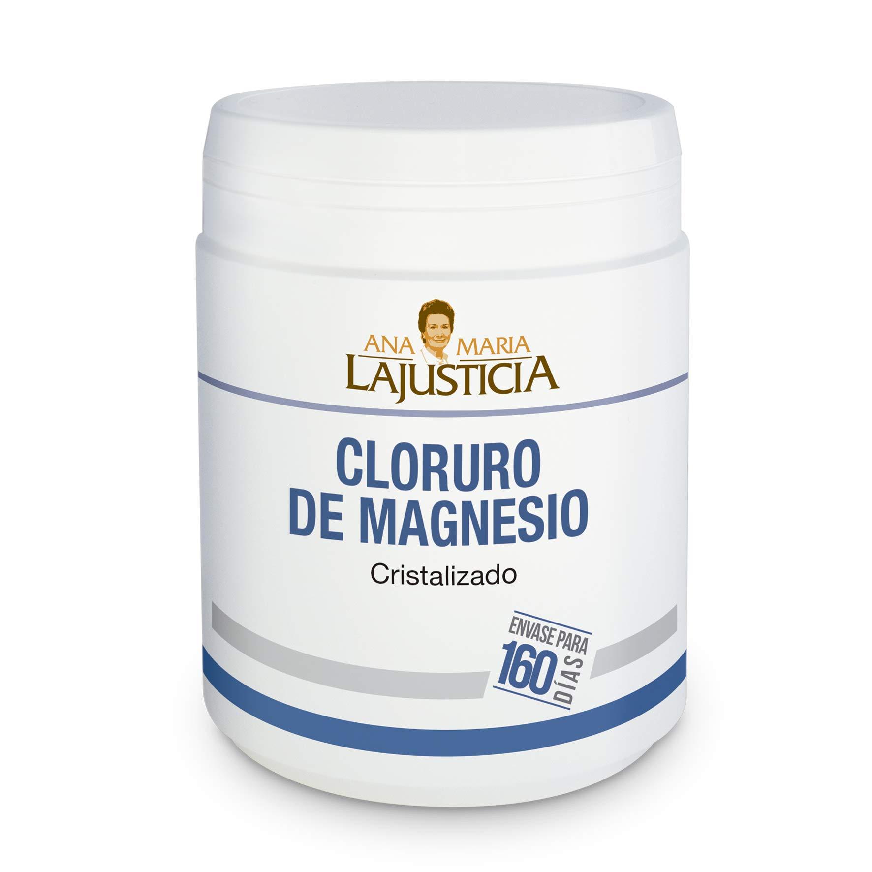 ANA MARIA LAJUSTICIA CLORURO MAGNESIO 400 gr.
