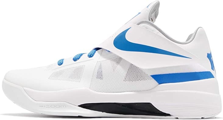 Nike Men's KD 4 QS Thunderstruck, White