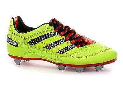 276aea8ae854 adidas Predator Absolado X TRX FG J Football Shoes Boys Yellow Size  3 UK  Child