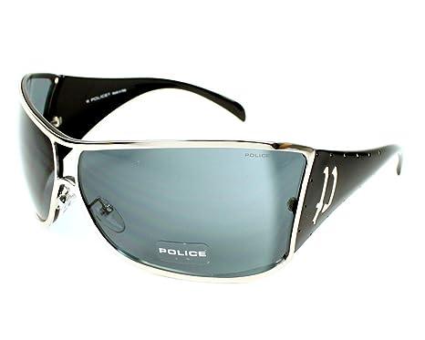 Amazon.com: Police anteojos de sol S metal 8297 X579 ...