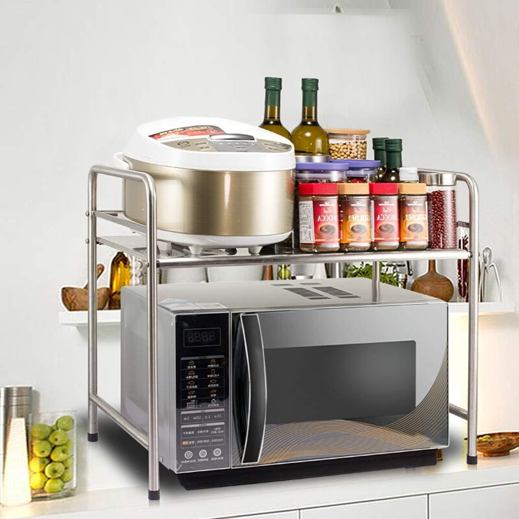 Yxx max Organizador Cocina Estante de la Cocina Hogar 304 Acero ...