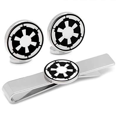 Star Wars Imperial Empire Gemelos y Corbata Bar Set de Regalo ...