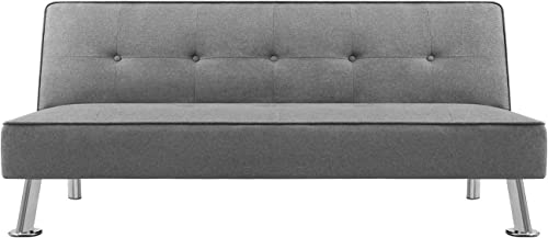 Furmax Futon Sofa Bed Convertible Sleeper Couch Bed