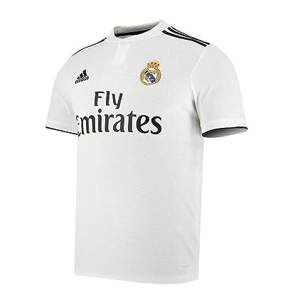 ade76239c9ca9 Adidas Camiseta - Personalizable - Primera Equipación Original Real Madrid  2018 2019