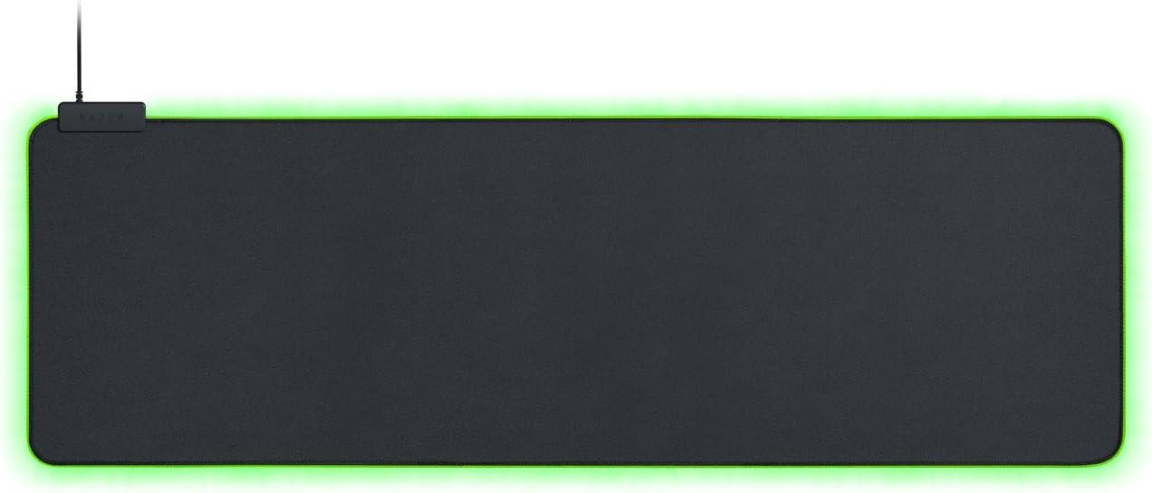 Razer Goliathus Extended Chroma - Suave alfombrilla de ratón para juegos, con tecnología Razer Chroma