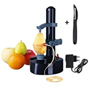 Ammettilo: non mangi frutta solo per la scocciatura di sbucciarla! Rendi tutto più semplice con questo incredibile marchingegno: una macchina per sbucciare frutta e verdura!
