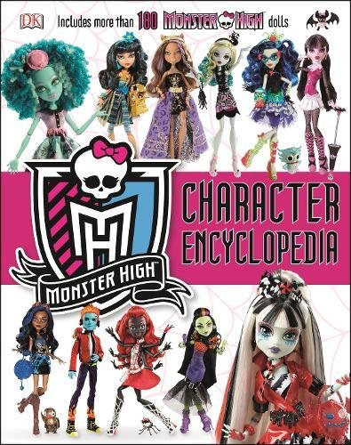 Monster High Character Encyclopedia -