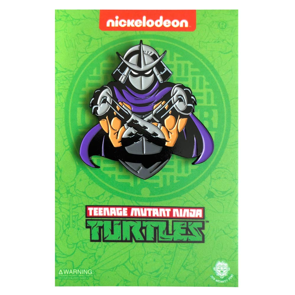 Amazon.com: Shadowed Shredder: teenage mutant ninja turtles ...
