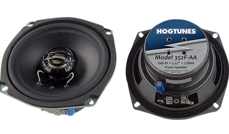 1. Hogtunes 352F-AA Replacement Front Speaker Gen3 5.25