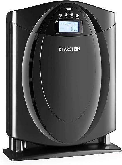 Klarstein Grenoble purificador de aire con ionizador, polen, de ...