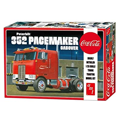 AMT AMT1090 1:25 Peterbilt 352 Pacemaker Cabover-AMT1090: Toys & Games