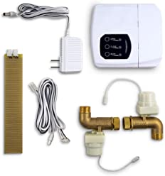 LeakSmart Automatic Leak Detection and Water Shut Off Kits- Protect Your Home from High Leak
