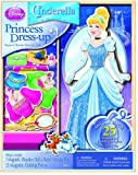 Bendon Disney Cinderella Wooden Magnetic Playset, 25-Piece