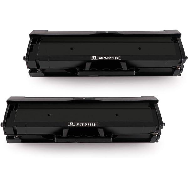 feier - Recambio para tóner Samsung MLT-D111S MLT D111S, cartuchos ...