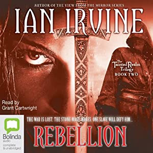 Rebellion: The Tainted Realm Trilogy, Book 2 Audiobook