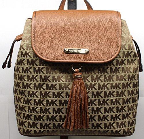 Michael Michael Kors Bedfod Drawstring backpack Tassle Brown Luggage by Michael Kors
