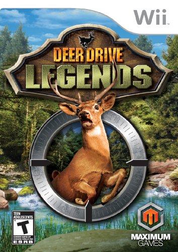 Deer Drive Legends - Nintendo Wii by Maximum Games (Image #21)