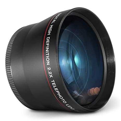Amazoncom 72mm 22x Altura Photo Professional Telephoto Hd Lens